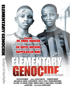 Elementary Genocide - The School to Prison Pipeline
