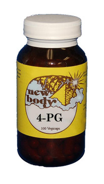 "New Body Products - Formula 4-PG"" (Multi-Nutrient)"""