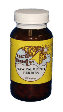 Saw Palmetto Berries (Serenoa Serrulata)