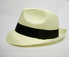 Natural Trilby Hat