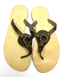 Brown Pia Sandal