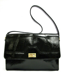 Black Snake Gia Bag