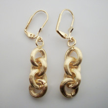 Lined Linx Earrings