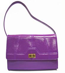 Purple Snake Gia Bag
