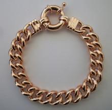 Rose Gold Oversize Bracelet
