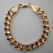 Mini Cubano Link Bracelet