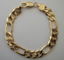 Flat Sharp Link Bracelet