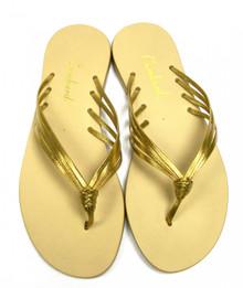 Bronze Ava Sandal