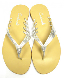 Silver Ava Sandal