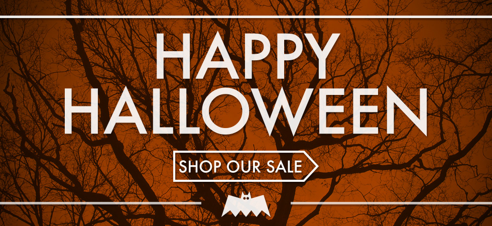 Happy Holloween Sale at Wired@Home.com!