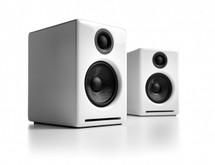 Audioengine A2+ Powered Desktop Speakers - White (Pair)
