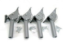 LOPROMNTR0-02 Low Profile Mount for DIRECTV Slimline Dish - 4 Pack (LOPROMNT-4PK)