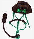 Hat and Halter Glam Collection (Green)