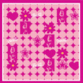 Barbie Hot Pink Bandana