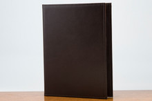 Jr. Padfolio Brown Calf