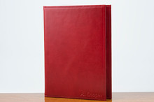 Jr. Padfolio Ferrari Red