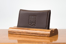 Personal Card Holder Brown Calf