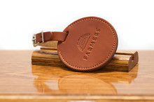 Bag Tag Chestnut Bridle