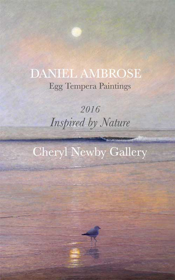 Daniel Ambrose: Inspired by Nature