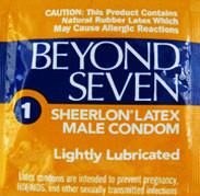 Beyond Seven Condom