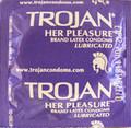 Trojan Her Pleasure Condom