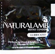 Trojan NaturaLamb Condom