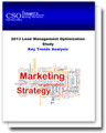 Chief Sales Officer Insights' 2013 Lead Management Optimization