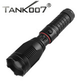 Tank007 UC20 High Power Tactical Flashlight 1000 LM with USB Input and Output