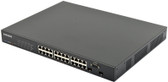 Samsung Ubigate iES4024GP Intelligent PoE Switch (IES-4024GP/XAR)
