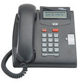 Norstar T7100 Telephone, Charcoal