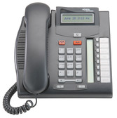 Norstar T7208 Telephone,  Charcoal