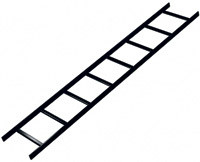 CHATSWORTH 10250-712, Universal Cable Runway, ladder rack ...