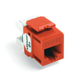 Leviton CAT6 snap-in jack, 61110