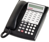 Partner 18D Eurostyle Telephone Black