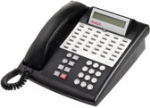Partner 34D Eurostyle Telephone Black