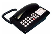 Partner 6 Button Eurostyle Telephone Black