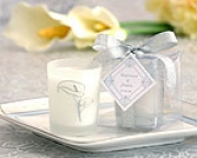 Candle Wedding Favors Subcategory