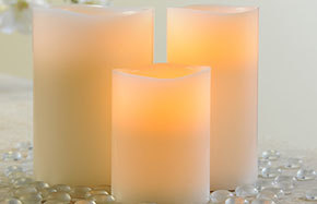 Flameless Candles & Sets