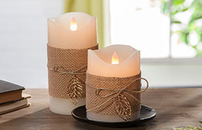 Oasis Candles