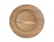 Faux Wood Chargers Subcategory