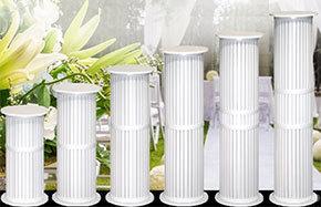 Wedding columns wholesale columns events wholesale pedestals pedestals solutioingenieria Image collections