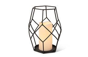 Wire LED Lanterns