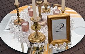 Centerpiece Mirrors