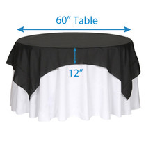 "84"" Square Tablecloths"