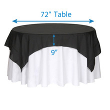 "90"" Square Tablecloths"