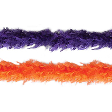 Regular Weight Chandelle Feather Boas (40 Gram)