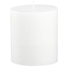 48 White 3 x 3 Pillar Candles