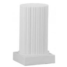 20 classic square base column