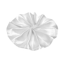 Satin & Poly Double-Sided Napkins