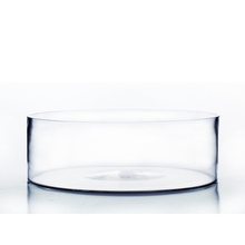 "12"" x 4"" Cylinder Glass Vase - 4 Pieces"